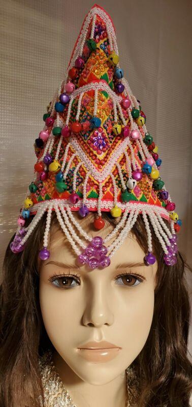 Brand New Beautiful Hmong Princess  Good Sturdy Quantity Hats