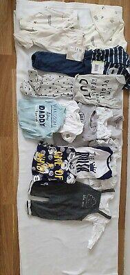 Baby boys clothes 0-3 months bundle