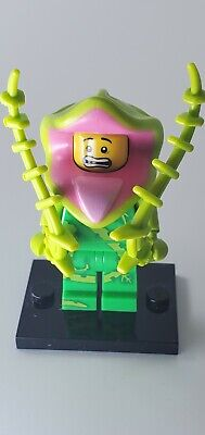 LEGO 71010 - Series 14 : Monsters Minifigure - Plant Monster - Minifig