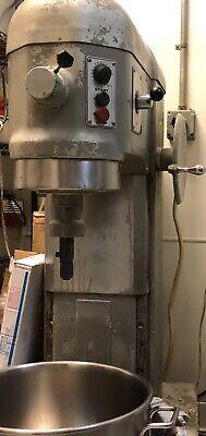 Hobart H600t 60 Quart Mixer With Hook Bowl