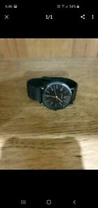 DKNY black watch for women
