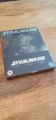 Star wars steelbook blu ray