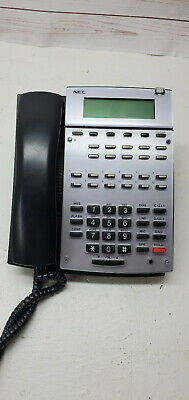 Nec 22b Hfdisp Aspire Phone Bk Ip1na-12txh Tel Refurbished