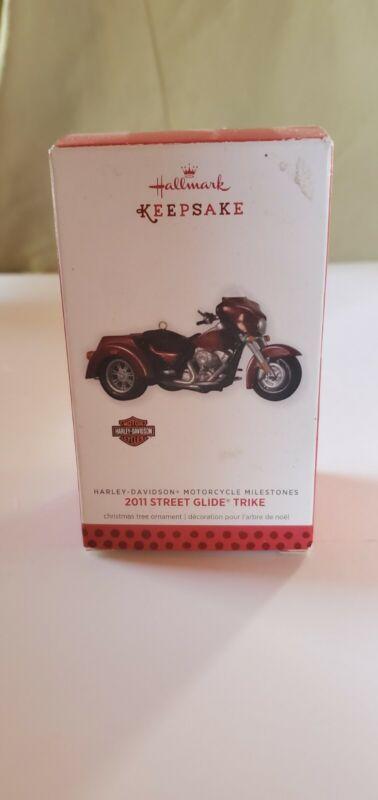 Keepsake Ornament Harley Davidson