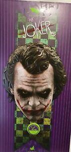 Hot toys The Dark Knight 1/4 joker