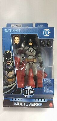 "NEW SEALED DC Multiverse Batman Gotham by Gaslight 6"" Action Figure Lex Luthor"