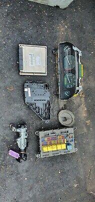 Landrover Freelander TD4 MK1 2.0 diesel ignition barrel key transponder ecu kit