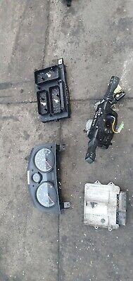 Vauxhall Astra H MK5 1.3 CDTI diesel ignition barrel key transponder engine ecu