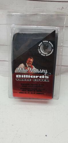Mike Massey Billiards Table Cover Heavy Duty Vinyl 6