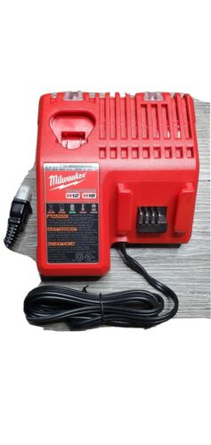 GENUINE NEW Milwaukee M12 M18 18V Battery CHARGER 48-59-1812 Lithium 12 18 Volt - $58.00