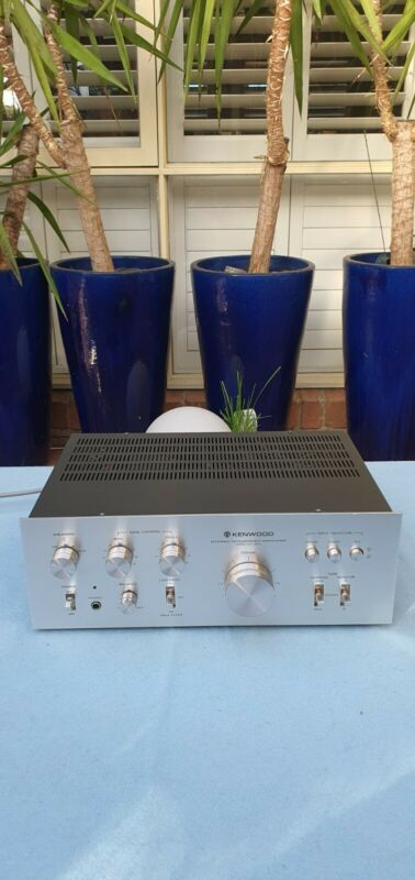 Kenwood KA-3500 Integrated Stereo Amplifier