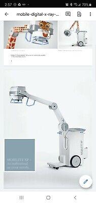 Siemens Mobilett Xp Portable X-ray