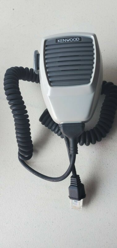Kenwood KMC-27B Standard Dynamic Mobile Microphone New OEM