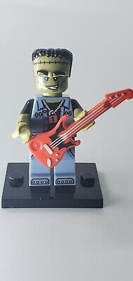 LEGO 71010 - Series 14 : Monsters Minifigure - Monster Rocker - Minifig