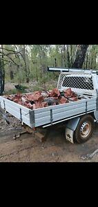 🔥 Jarrah fire wood for sale 🔥