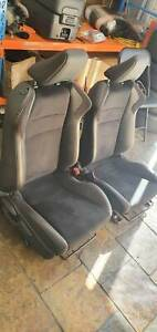 TOYOTA 86 ZN6 GENUINE FRONT SEAT SET Kingswood Penrith Area Preview