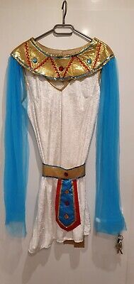 Ägypterin Frauen Kostüm Ägypten Kleopatra Fasching Cleopatra Nilkönigin Karneval