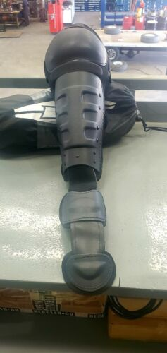 Damascus Knee Pads With Shin Guards