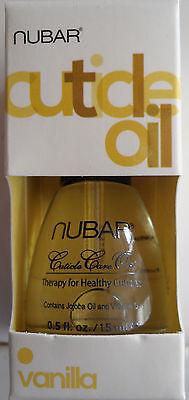 Nubar Cuticle Oil in Vanilla
