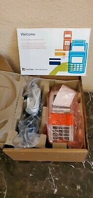 First Data Fd130 Duo 001869064 Card Reader Machine