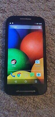 Motorola MOTO E - 4GB - Black (Unlocked) Smartphone