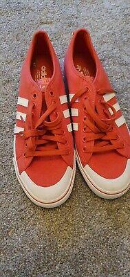 Adidas Nizza Trainers Size 11