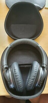 Sony (MDR-ZX770BN) Noise cancelling Bluetooth Headphones & Rigid Protective Case