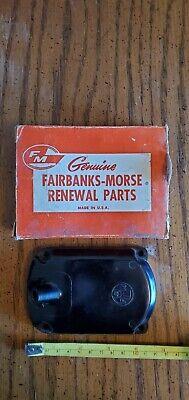 Vintage Original Fairbanks Morse Bz2430 Magneto Distributor Cap Stationary Engin