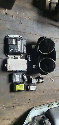 Mazda 3 D Sport 2011 2.2 diesel ignition barrel key transponder engine ecu kit
