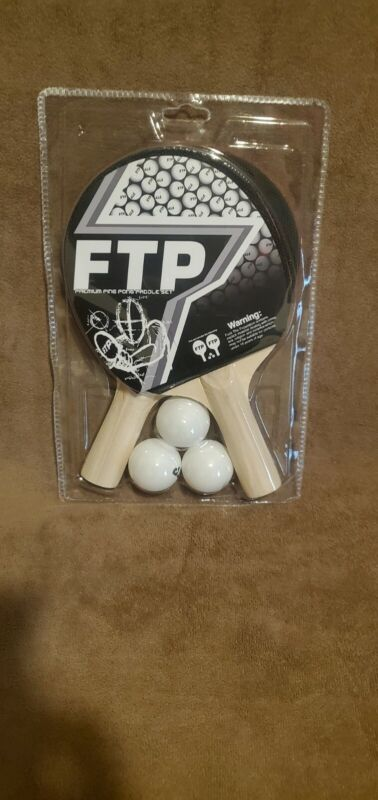 FTP Ping Pong Set