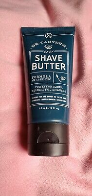 Van Der Hagen Shave Butter Shaving Cream 6oz with Shea Mango and Cocoa Butter