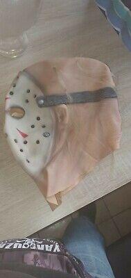 Jason Voorhees Maske Halloween Kostüm Latex