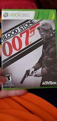007: Blood Stone (Microsoft Xbox 360, 2010) Bloodstone James Bond Video game
