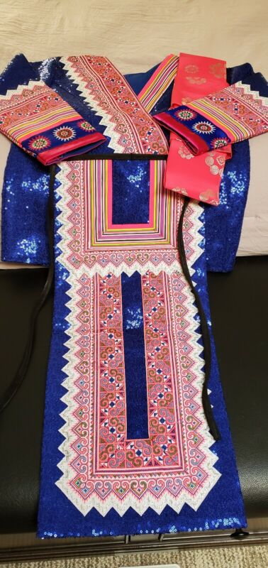 Beautiful New Style Hmong Clothes