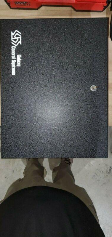 Galaxy Control Systems 8 Door Enclosure w/ 635 CPU 4-635 Two-Door Reader Modules