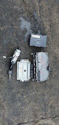 Nissan Note N-TEC 2010 1.4 petrol Ignition barrel key transponder engine ecu kit