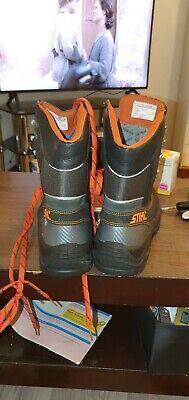 Stihl chainsaw boots