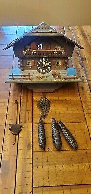 Vintage german cookoo clock