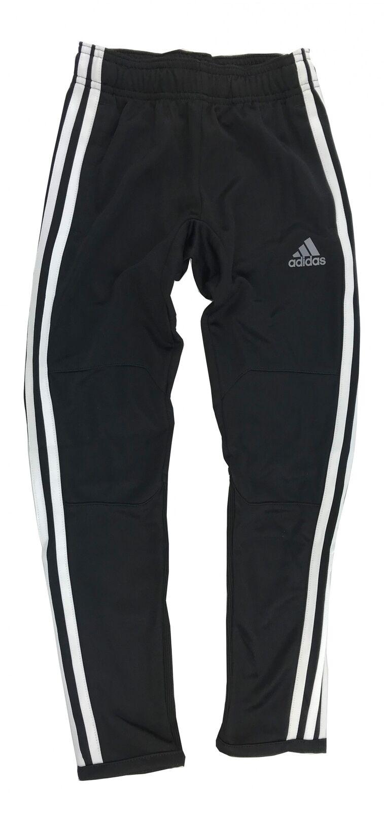 16d4c8f5a71911 adidas Trainingshose Hose Freizeithose Sporthose Jungen Gr. 128-164 Schwarz