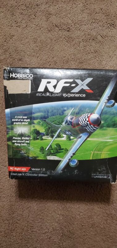 Great planes real flight ✈️  RF-X