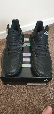 Adidas trainers - D Lillard 3 Lights Out UK size 8.5 Style: BY3206