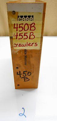 Case 450b Crawler Dozer Factory Service Manual 9-67872  1280