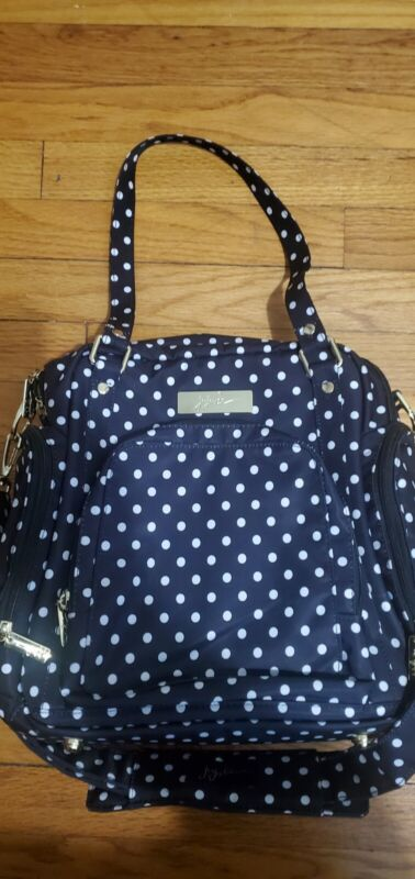 DISCONTINUED JuJuBe Be Supplied Breast Pump Diaper Bag The Duchess Legacy