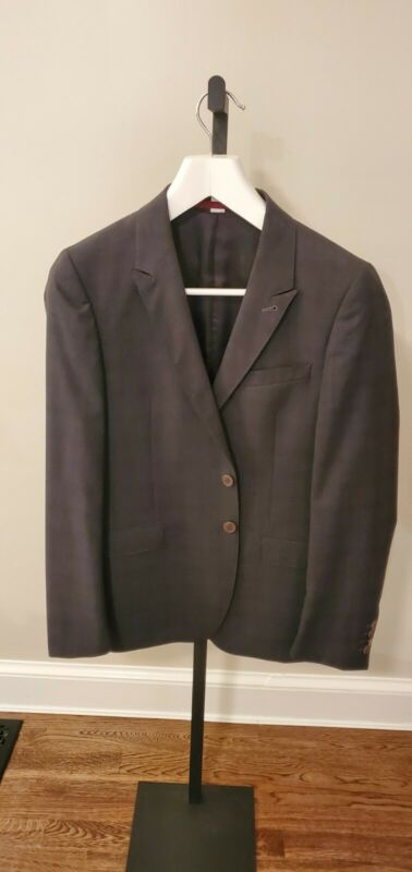 PS by Paul Smith Wool Sport Coat - Slim Fit 38R