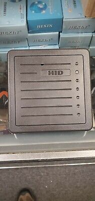 Hid Proxpro 5355agn00 Proximity Card Reader Used
