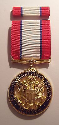 U.S. Army Distinguished Service Military Medal with RIBBON
