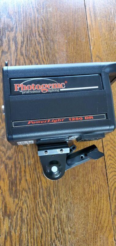 Photogenic Professional Lighting Powerlight PL1250DR, 120 VAC/60Hz, 500Ws