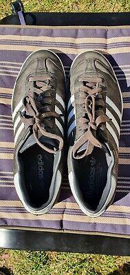 Adidas Hamburg Brown Uk Size 11