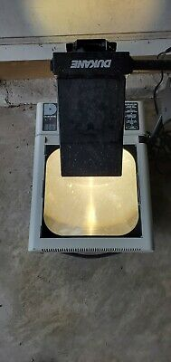 Dukane Overhead Projector Model 663 Tested Works See Description