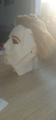 Michael Myers Maske Latex Halloween - Michael Myers Halloween Maske